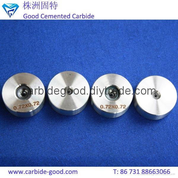 Manufacturer Supply Tungsten Carbide Wire Drawing Dies Copper Wire Drawing Dies 4