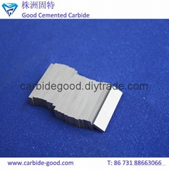 Square Tungsten Carbide Bars Block Solid Carbide Flat Bar Cemented Carbide Sheet