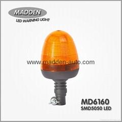 Flexible DIN Pole LED Warning Light