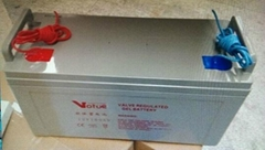 高碳胶体蓄电池