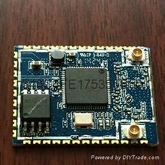 WIFI音響方案模塊 PCBA板卡