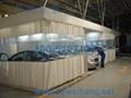 Auto repair dust-free sanding room  1