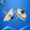 one-inch lighter gas valves