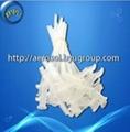 PU foam tube valves straw