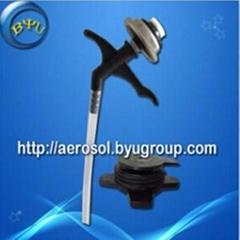 Pu foam valves gun type