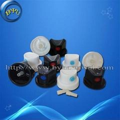 aerosol female valves
