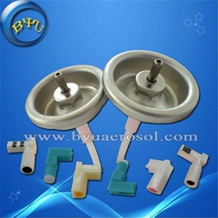 one-inch aerosol metering valves/metered