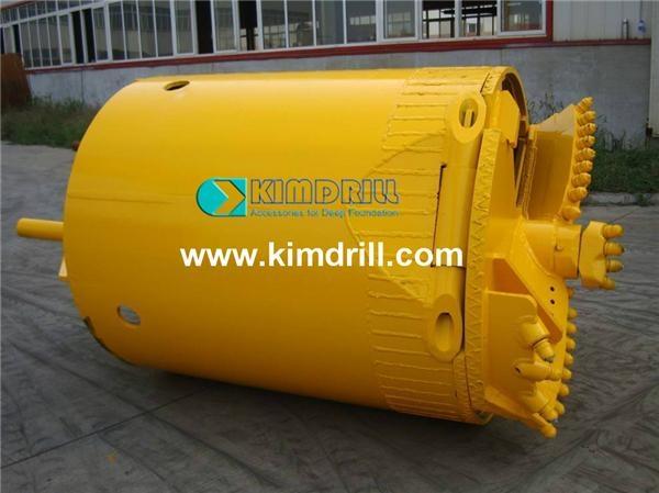 Kimdrill Rock Drilling Bucket 2