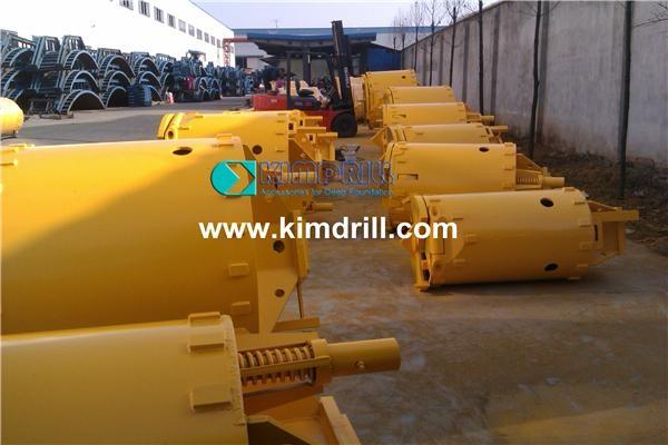 Kimdrill Rock Drilling Bucket 3