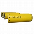Kimdrill double wall casing for drilling