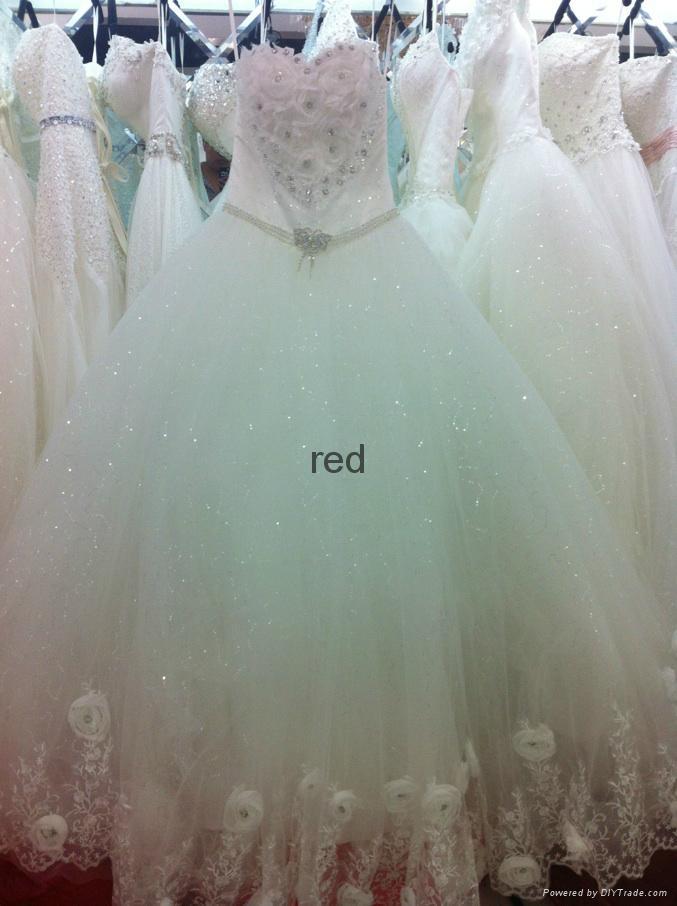 婚紗晚禮服 2