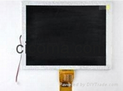 天马8寸工业液晶屏TM080SDH01 深圳赛戈玛