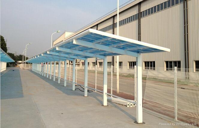 Aluminum Carport 4