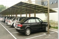 Aluminum Carport 2