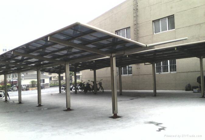Aluminum Carport 1