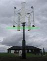 10kW Vertical axis wind turbine