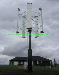 10kW Vertical axis wind