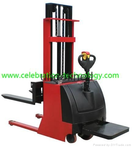 Full Electric Stacker 3