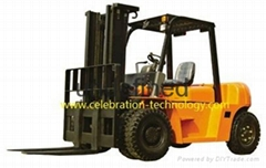 Internal Combustion Forklift