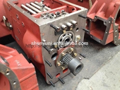 transmission gearbox assembly