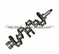 diesel engine parts crankshaft with good quality