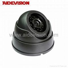 RS232 IR dome serial port camera with IR