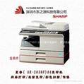 夏普2038F多功能一体机复印