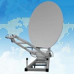 anstellar 2.4m DSNG antenna  satellite antenna