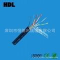 供應HDL0.57mm六類H5
