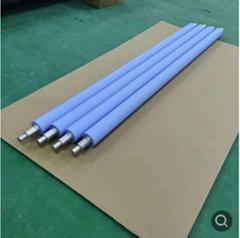 廠家直銷機用硅膠輥硅膠輪橡膠輥膠輥定做