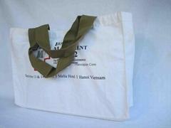 Best Quality Handled Promotion Cotton Bag
