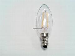 燈絲蠟燭燈