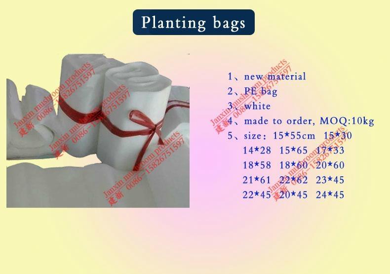 PP PE mushroom cultivate substrate bag - JX-08 - Janxin