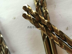 不鏽鋼專用麻花鑽頭