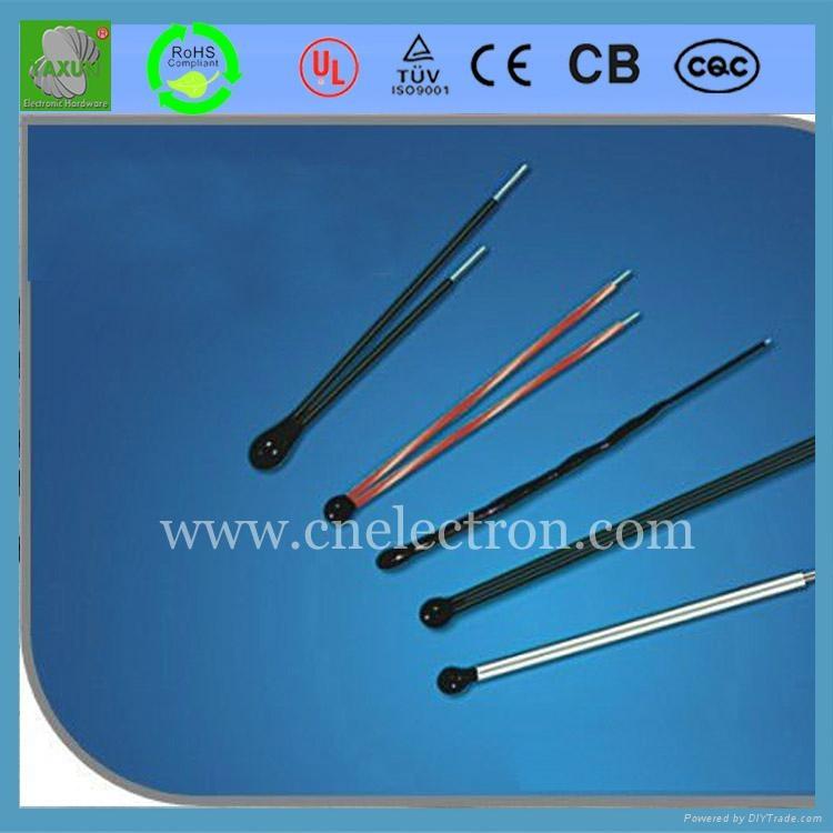 广东工厂直销 NTC温度传感器 热敏电阻10K 3950 4
