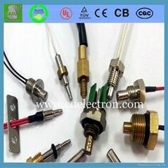 廣東工廠直銷 NTC溫度傳感器 熱敏電阻10K 3950