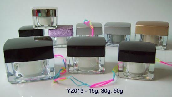 cosmetic jars 1