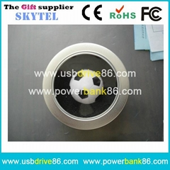 Customized Soccer Ball Shaped USB Flash Drive 4gb 8gb Promoton Gifts