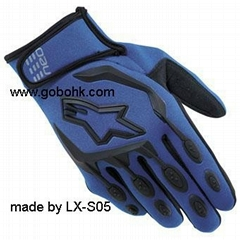 LX-S05 Silicone glove label Making Machine