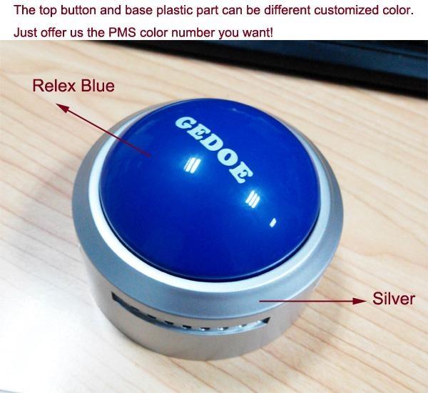 Sound talking button
