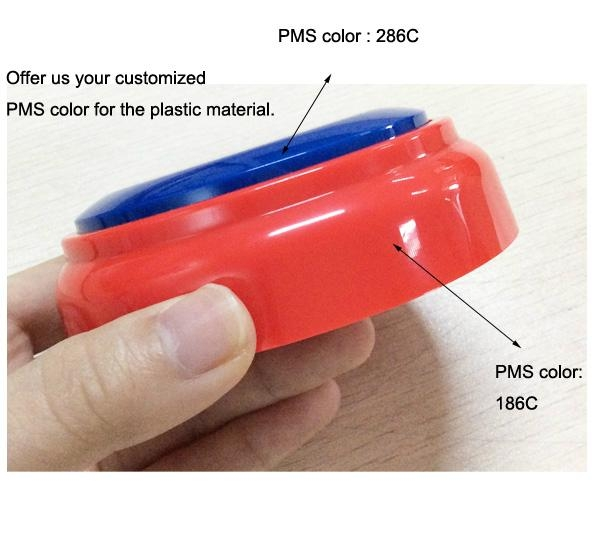 USB sound buzzer button cheap custom mp3 player - HR-SB35