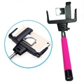 bluetooth selfie stick with mirror