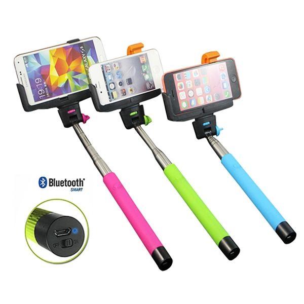 Bluetooth Selfie Stick monopod
