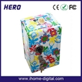 Lock Coin Bank with key