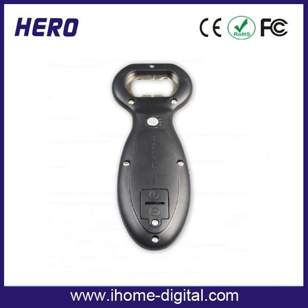 voice beer bottle opener