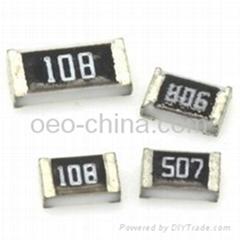 强势推荐0805-1G高阻值电阻1000M原厂现货供应