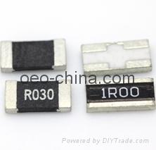 供应2512-0.01RF精密低阻值贴片电阻