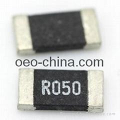 供应贴片电阻2512-0.5R精密低阻值
