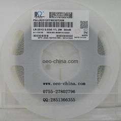 供应2512-0.03RF合金贴片电阻原装现货