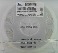 新货供应10欧姆0204精密晶圆电阻